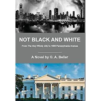 Nicht schwarz und weiß von der sehr windigen Stadt, 1600 Pennsylvania Avenue von Beller & G. A.
