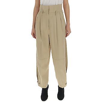 Givenchy Beige Cotton Pants
