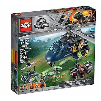 LEGO 75928 Helicopter pursuit of Blue