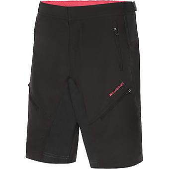 Madison svarte Trail Womens MTB Shorts
