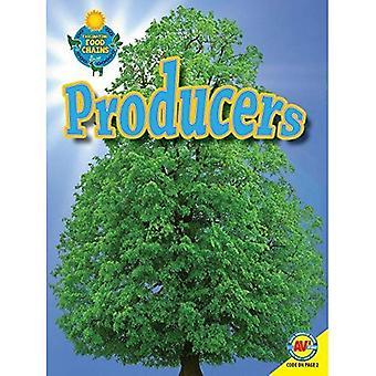 Producenter (fascinerande näringskedjor)
