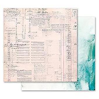 Prima Marketing Misty Rose 12 x 12 Inch papper Pack den oerhörda historien (849290)