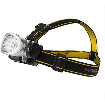 Regatta 10 LED Bright Adjustable Strap Headtorch / Head Lamp