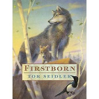 Firstborn by Tor Seidler - Chris Sheban - 9781481410182 Book