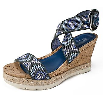 WHITE MOUNTAIN Shoes PEARLE Women's Wedge