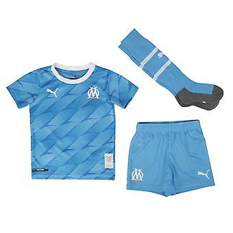 2019-2020 Marseille Away Mini Kit