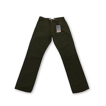Agave Copper 'Cabo Twill' jeans in dark olive