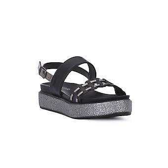 Cafe noir two rivet sandals
