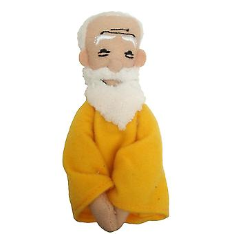 Finger Puppet - UPG - Lao-Tsu Soft Doll Toys Gifts Licensed New 0073