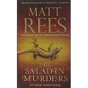 Die Saladin-Morde: Ein Omar Jussuf Roman