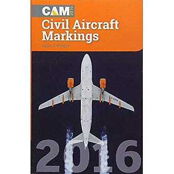 Civil Aircraft Markings 2016 (Cam)
