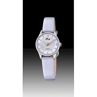 Lotus - Armbanduhr - Damen - 18573/D  - Lederband Klassisch