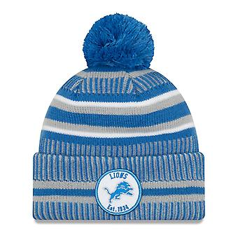 New Era Sideline Bommel Kinder Youth Mütze Detroit Lions