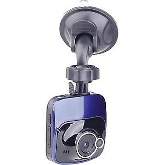 Dashcam Gembird Unfallkamera HD DCAM-007 Horizontal viewing angle=120 ° 12 V Display, Microphone, Battery
