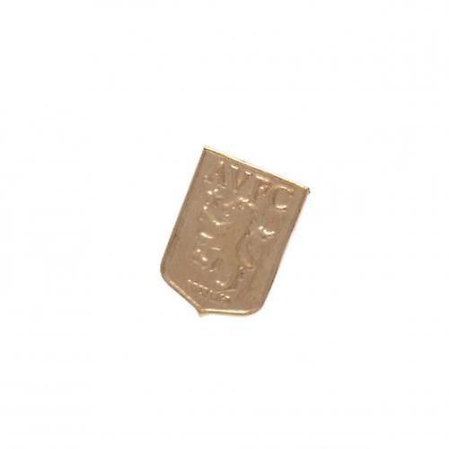 Aston Villa 9ct Gold Earring