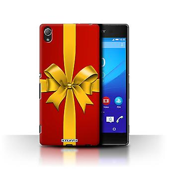 STUFF4 Case/Cover for Sony Xperia Z4/Gift/Present/Christmas Decorations