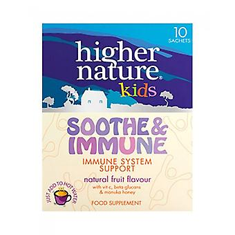 Higher Nature Kids Soothe & Immune 10 sachets