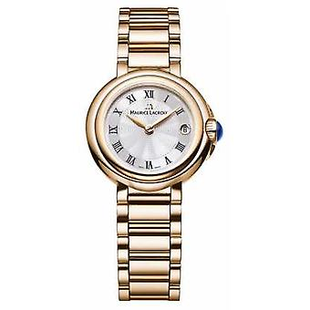 Maurice Lacroix Ladies Fiaba 28mm Date couleur or FA1003-PVP06-110-1 montre