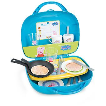 Smoby Peppa Pig Kitchen Mini Briefcase