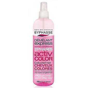 Byphasse Activ biphasic conditioner färg 400 Ml