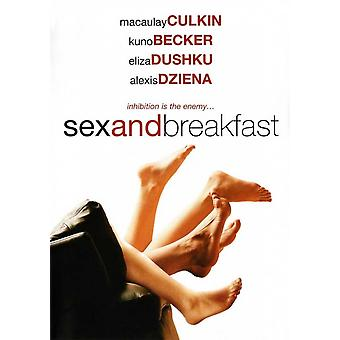 Sex and Breakfast filmposter (11 x 17)