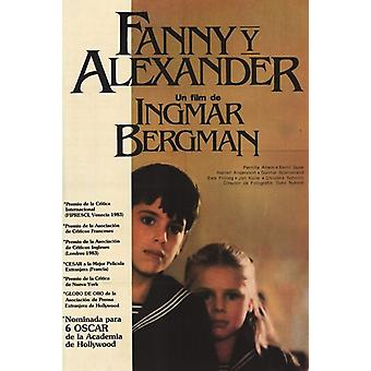 Fanny and Alexander Movie Poster (11 x 17)