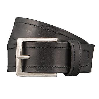BRAX belts men's belts leather belt cowhide black 3426