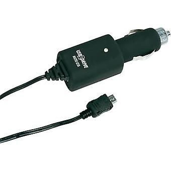 Ansmann SB 12 – 24 V car charger 5707173-510 Car charger, Micro USB charger, mobile