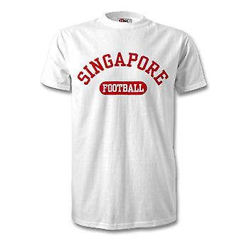 T-Shirt de Football de Singapour