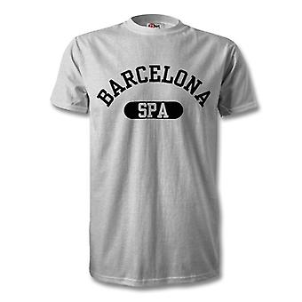Barcelona Spanien City Kids T-Shirt