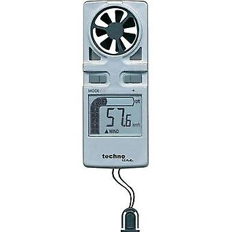Anemometer Techno Line Wind Meter EA 3010 Reading range - wind speed=0.2 to 30 m/s