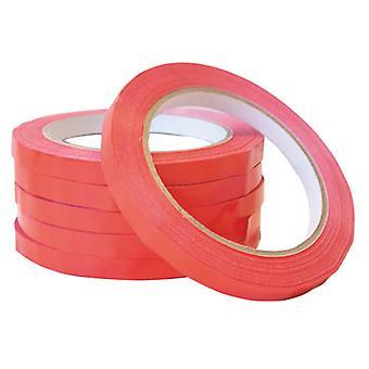 Bag Sealing Machine Tape Red 6pack