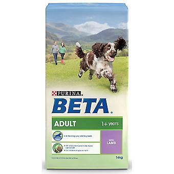 Beta Adult Lamb & Rice 14kg