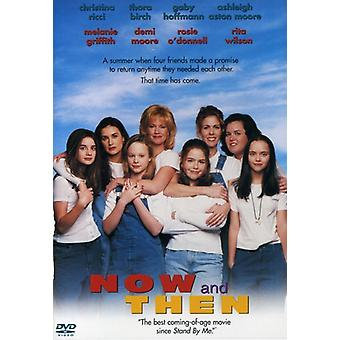 Now & Then [DVD] USA import