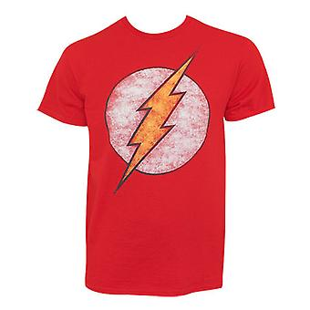 Flash nødlidende Logo Tee Shirt