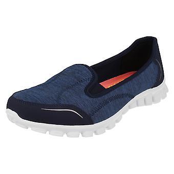 Ladies Skechers Flex with Memory Foam Encounter 22641