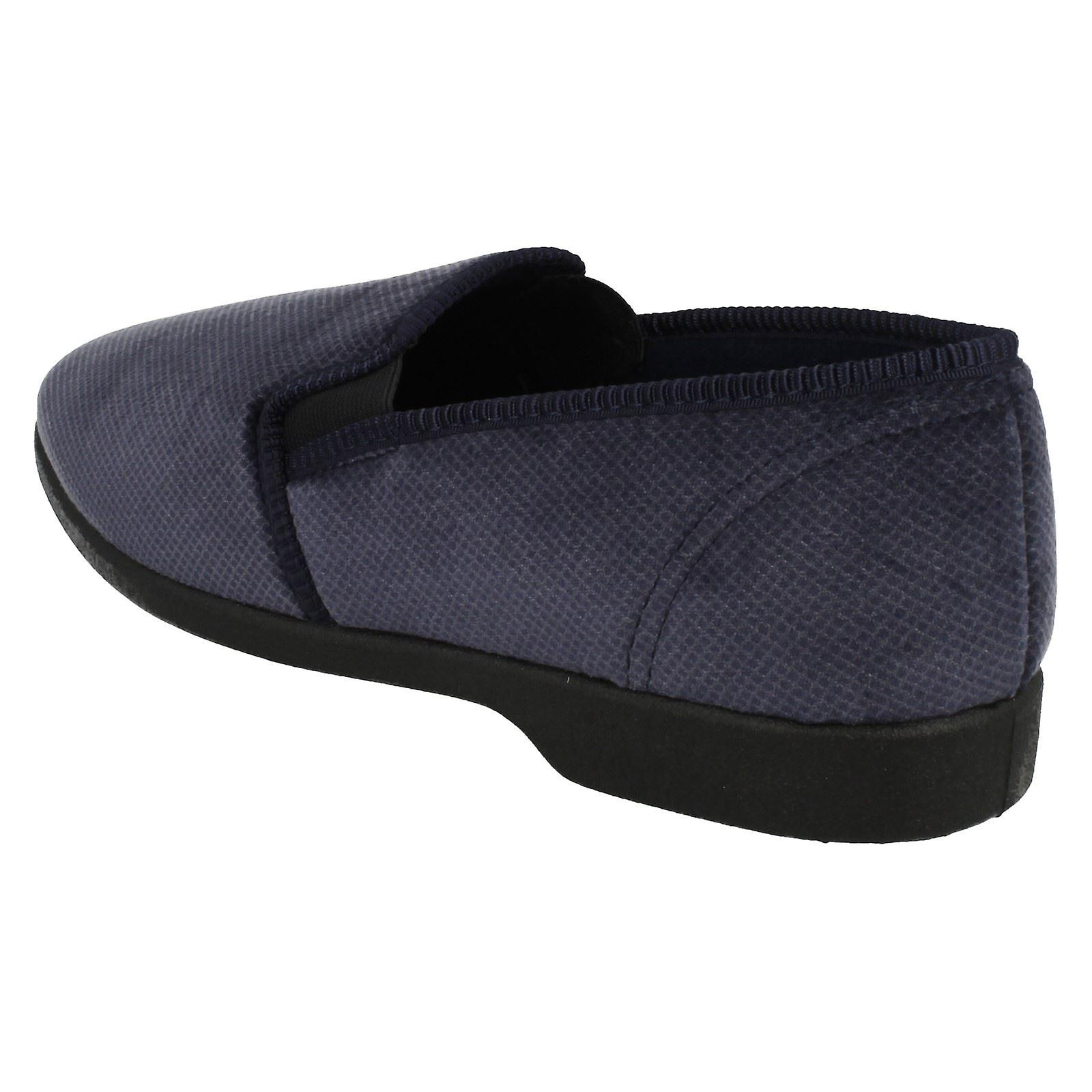 House 101219 Mens Footwear Slippers Comfortable Burdale CxqgtZ
