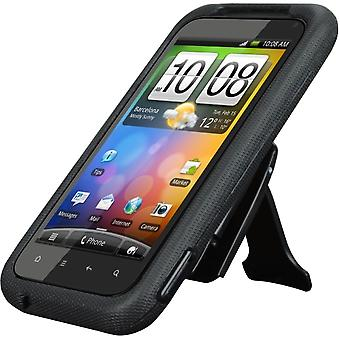 Body Glove Flex Snap-On Case with Kickstand for HTC DROID Incredible 2 ADR6350