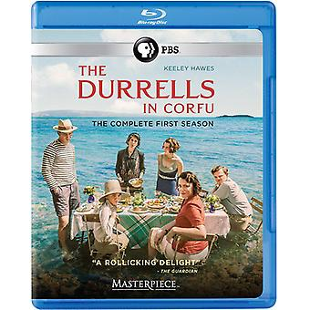 Meisterwerk: Durrells auf Korfu (Uk) [Blu-Ray] USA Import