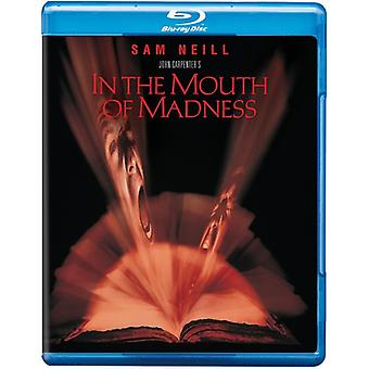 In the Mouth of Madness [BLU-RAY] USA import