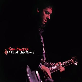 Tom Guerra - All of the Above [CD] USA import