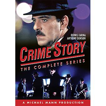 Crime Story: The Complete Series [DVD] USA import