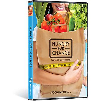 Hungry for Change [DVD] USA import