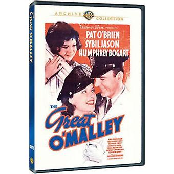 Great O'Malley (1936) [DVD] USA import