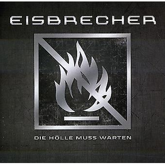 Eisbrecher - Die Holle Muss Warten [CD] USA import