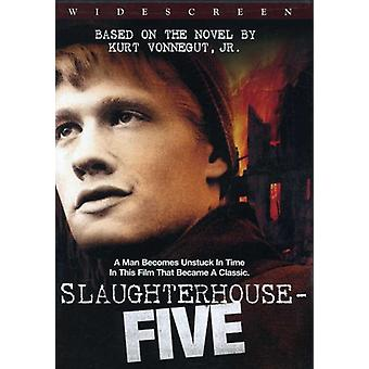 Slaughterhouse Five [DVD] USA import