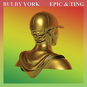 York Bulby - Epic & Ting [Vinyl] USA import