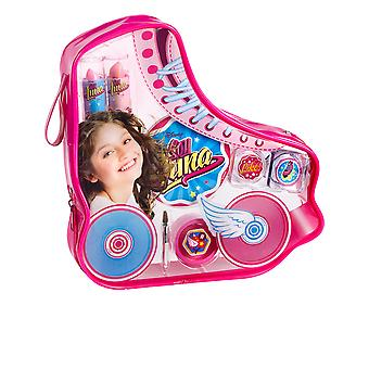 SOY LUNA PATIN MAQUILLAJE LOTE