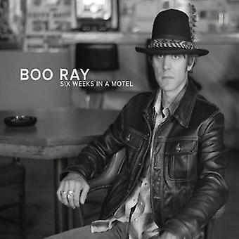 Boo Ray - Six Weeks in a Motel [CD] USA import