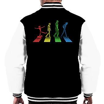 Stray Dog Strut Cowboy Bebop Men's Varsity Jacket
